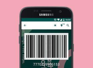 cashback rabat via smartphone
